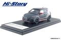 Hi-Story(ハイストーリー) 1/43 スズキ スイフト スポーツ オートサロン バージョン(2018) マットブラック