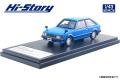 [予約]Hi-Story(ハイストーリー) 1/43 マツダ ファミリア 1500 XG (1980) レマンブルー