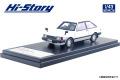 [予約]Hi-Story(ハイストーリー) 1/43 マツダ ファミリア 1500 XG (1980) フォーミュラホワイト
