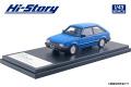 [予約]Hi-Story(ハイストーリー) 1/43 マツダ ファミリア TURBO 1500 XG (1983) レマンブルー