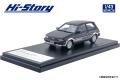 [予約]Hi-Story(ハイストーリー) 1/43 トヨタ スターレット Si-Limited (1984) ライトニング・ツートーン
