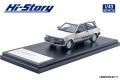 Hi-Story(ハイストーリー) 1/43 トヨタ スターレット Si-Limited (1984) ホワイト
