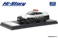 [予約]【お1人様1個まで】<宮沢模型限定>Hi-Story(ハイストーリー) 1/43 日産 GT-R PATROL CAR 栃木県警察