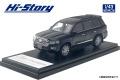 Hi-Story(ハイストーリー) 1/43 トヨタ ランドクルーザー 200 ZX (2015) ブラック