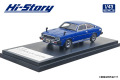 [予約]Hi-Story(ハイストーリー) 1/43 トヨタ カローラ レビン GT (1977) フィールライクブルー