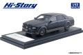 [予約]Hi-Story(ハイストーリー) 1/43 トヨタ センチュリー GRMN (2018) 神威 エターナルブラック