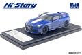 Hi-Story(ハイストーリー) 1/43 日産 GT-R 50th Anniversary (2019) ワンガンブルー