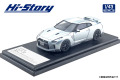 Hi-Story(ハイストーリー) 1/43 日産 GT-R 50th Anniversary (2019) アルティメイトメタルシルバー