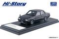 Hi-Story(ハイストーリー) 1/43 三菱 ランサー EX 1800 GSR TURBO (1981) ブラック