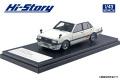Hi-Story(ハイストーリー) 1/43 三菱 ランサー EX 1800 GSR TURBO (1981) ホワイト