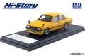 Hi-Story(ハイストーリー) 1/43 三菱 ランサー EX 1800 GSR TURBO (1981) イエロー
