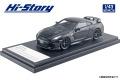 Hi-Story(ハイストーリー) 1/43 日産 GT-R アンバサダー就任記念モデル (2019) メテオフレークブラックパール