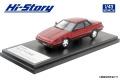 Hi-Story(ハイストーリー) 1/43 スバル アルシオーネ 2.7VX (1987) ディープレッド・マイカ