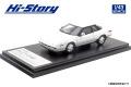 Hi-Story(ハイストーリー) 1/43 スバル アルシオーネ 2.7VX (1987) パールホワイト・マイカ