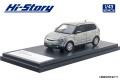 [予約]Hi-Story(ハイストーリー) 1/43 マツダ ベリーサ L (2006) モイストシルバーメタリック