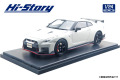 [予約]Hi-Story(ハイストーリー) 1/24 日産 GT-R NISMO (2017) ブリリアントホワイトパール