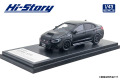 Hi-Story(ハイストーリー) 1/43 スバル WRX STI TYPE RA-R (2018) クリスタルブラック・シリカ
