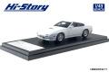 [予約]Hi-Story(ハイストーリー) 1/43 マツダ RX-7 CABRIOLET (1989) クリスタルホワイト