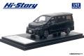 [予約]Hi-Story(ハイストーリー) 1/43 トヨタ VOXY ZS GR SPORTS (2019) ブラック