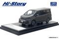 [予約]Hi-Story(ハイストーリー) 1/43 トヨタ VOXY ZS GR SPORTS (2019) イナズマスパーキングブラックガラスフレーク
