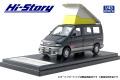 [予約]Hi-Story(ハイストーリー) 1/43 マツダ ボンゴフレンディ RF-V (1995) ブリリアントブラック&サイレントシルバーメタリック