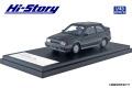 [予約]Hi-Story(ハイストーリー) 1/43 MAZDA FAMILIA FULL TIME 4WD GT-X (1985) スパークリングブラックM/ラスターシルバーM