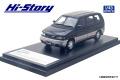 Hi-Story(ハイストーリー) 1/43 MAZDA MPV (1990) エイドリアンマホガニー/ウイニングシルバー