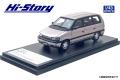 Hi-Story(ハイストーリー) 1/43 MAZDA MPV (1990) ウイニングシルバー