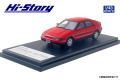 Hi-Story(ハイストーリー) 1/43 MAZDA FAMILIA ASTINA 1500 DOHC (1992) ブレイズレッド
