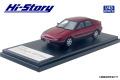Hi-Story(ハイストーリー) 1/43 MAZDA FAMILIA ASTINA 1500 DOHC (1992) パッションローズマイカ