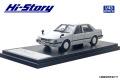 [予約]Hi-Story(ハイストーリー) 1/43 MAZDA CAPELLA SEDAN 2000 GT-X (1982) ドーバーホワイト