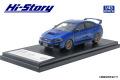 Hi-Story(ハイストーリー) 1/43 スバル WRX STI  EJ20 Final Edition (2019) WRブルー・パール