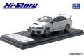 Hi-Story(ハイストーリー) 1/43 スバル WRX STI  EJ20 Final Edition (2019) クリスタルホワイト・パール