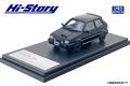 [予約]Hi-Story(ハイストーリー) 1/43 日産 マーチ SUPER TURBO (1989) ブラックメタリック