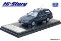 [予約]Hi-Story(ハイストーリー) 1/43 SUBARU LEGACY Touring Wagon GT (1989) インディゴブルー・メタリック