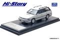 [予約]Hi-Story(ハイストーリー) 1/43 SUBARU LEGACY Touring Wagon GT (1989) セラミックホワイト