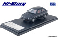 [予約]Hi-Story(ハイストーリー) 1/43 NISSAN MARCH TURBO (1985) ブラックメタリック