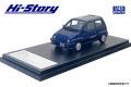 [予約]Hi-Story(ハイストーリー) 1/43 Honda CITY TURBOII (1983) トニックブルーメタリック