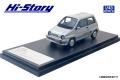 [予約]Hi-Story(ハイストーリー) 1/43 Honda CITY TURBOII (1983) クォーツシルバーメタリック