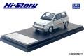 [予約]Hi-Story(ハイストーリー) 1/43 Honda CITY TURBOII (1983) グリークホワイト