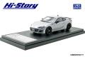 [予約]Hi-Story(ハイストーリー) 1/43 SUBARU BRZ STI Sport (2019) アイスシルバー・メタリック