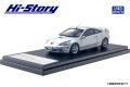 [予約]Hi-Story(ハイストーリー) 1/43 トヨタ セリカ SS-II Super Strut Package (1999) シルバーメタリック