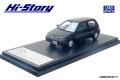 [予約]Hi-Story(ハイストーリー) 1/43 Honda CITY CR-i (1988) フリントブラック・メタリック