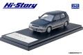 [予約]Hi-Story(ハイストーリー) 1/43 Toyota COROLLA FX-GT (1987) フラッシュトーニング