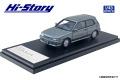 [予約]Hi-Story(ハイストーリー) 1/43 Toyota COROLLA FX-GT (1987) グレーメタリック