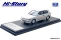 [予約]Hi-Story(ハイストーリー) 1/43 Toyota COROLLA FX-GT (1987) スーパーホワイトII