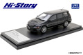 Hi-Story(ハイストーリー) 1/43 三菱 ランサー エボリューション ワゴン GT-A (2005) ブラックマイカ