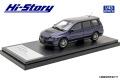 Hi-Story(ハイストーリー) 1/43 三菱 ランサー エボリューション ワゴン GT-A (2005) ディープブルーマイカ