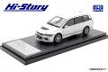 Hi-Story(ハイストーリー) 1/43 三菱 ランサー エボリューション ワゴン GT-A (2005) ホワイトパール