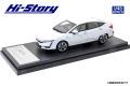 [予約]Hi-Story(ハイストーリー) 1/43 Honda CLARITY PHEV (2019) プラチナホワイト・パール